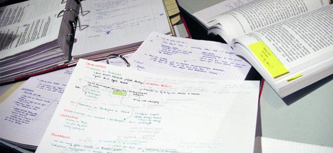 thesis-vorbereitung